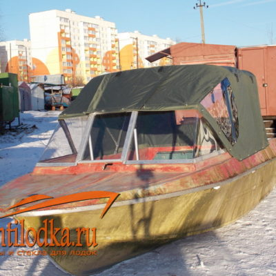 лафет для лодки казанка