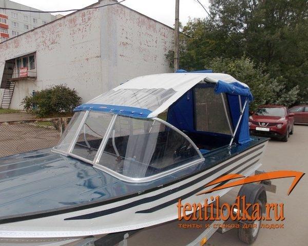 стекло на лодку южанка 2