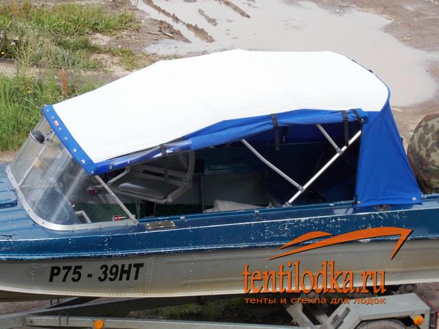 тент на лодку в конаково