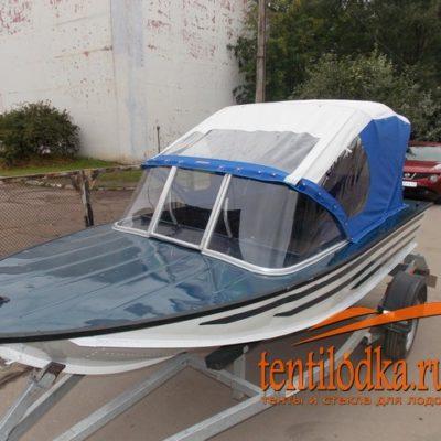 Ветровое стекло на лодку пвх