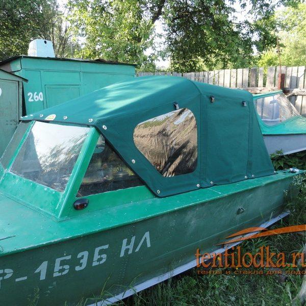 Ходовой тент на лодку Прогресс-4