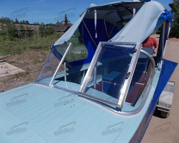 Стекло лобовое для лодки Казанка 1
