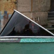 Стекло лобовое для лодки МКМ (Ярославка)