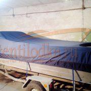 Транспортировочный (стояночный) тент на лодку Казанка 5М, 5М-2,-3,-4