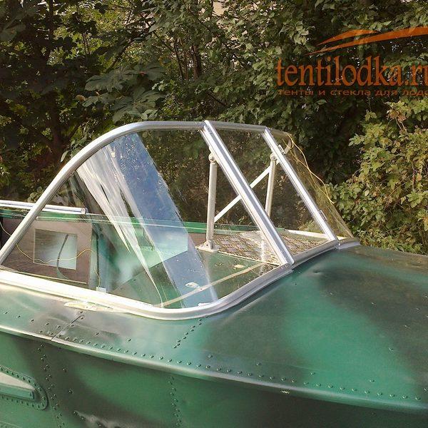 Стекло лобовое для лодки Обь-1