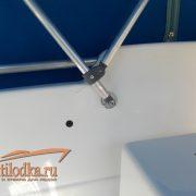 Ходовой тент на лодку Нептун 500 Комби
