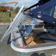Стекло лобовое для лодки Прогресс 4