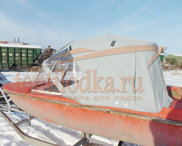 Ходовой тент на лодку Нептун 2
