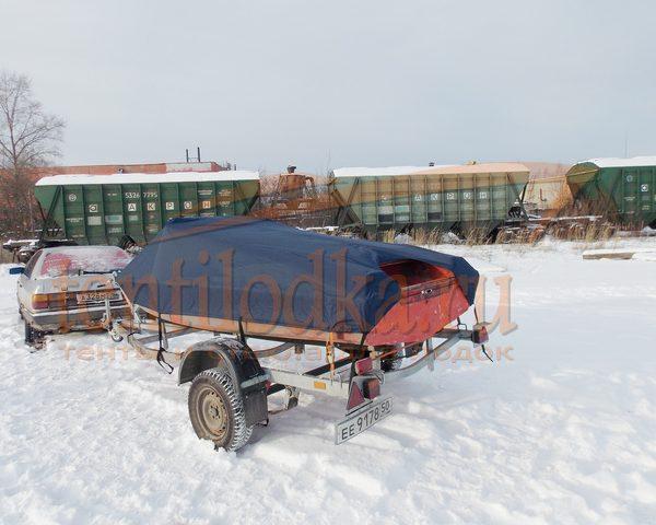 Транспортировочный (стояночный) тент на лодку Нептун 2