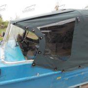 Ходовой тент на лодку Воронеж М