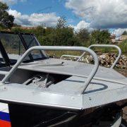 Носовой тент на лодку Неман 500 DC