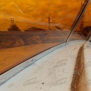Стекло лобовое для лодки Ладога 2