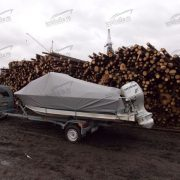 Транспортировочный (стояночный) тент на лодку Неман 500 DC