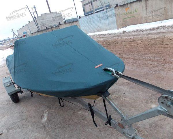 Транспортировочный (стояночный) тент на лодку Крым М